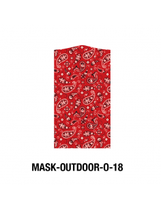 Masque - outdoor