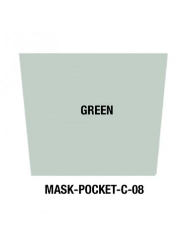 Masque tissu Green