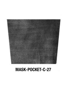 Masque tissu motif Jean